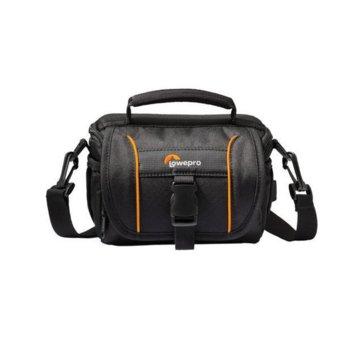 Чанта за фотоапарат Lowepro Adventura SH110 II за компактни видеокамери, черна image