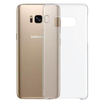 Калъф за Samsung Galaxy S8 Plus, силиконов гръб, силикон, тънък, прозрачен image