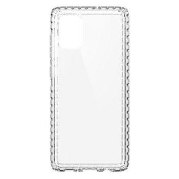 Калъф за Samsung A71, хибриден, Speck Presidio Lite 136021-1212, удароустойчив, прозрачен image