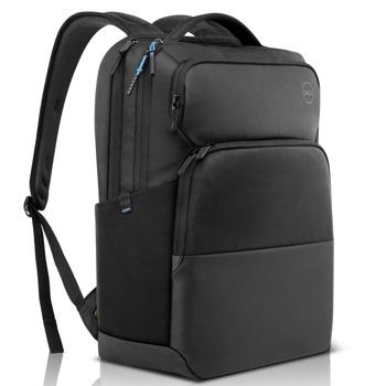 """Раница за лаптоп Dell 460-BCMN, до 15.6"""" (39.62 cm), водоустойчива, черна image"""