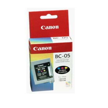 ГЛАВА CANON BJC-200 series/BJC-1000 series- Color - BC-05 - заб.:300 pages. image