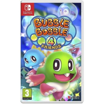 Игра за конзола Bubble Bobble 4 Friends, за Nintendo Switch image
