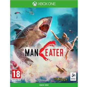 Игра за конзола Maneater, за Xbox One image