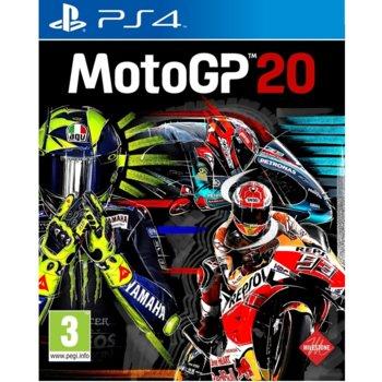 MotoGP 20 PS4 product