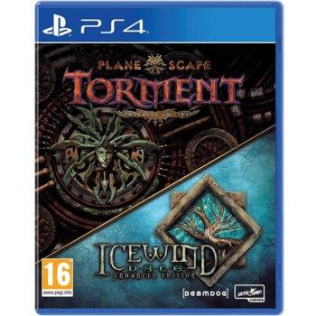 Игра за конзола Planescape: Torment & Icewind Dale Enhanced Edition, за PS4 image