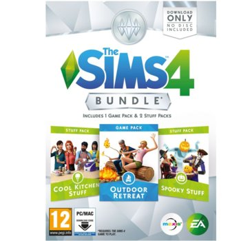 Sims 4 Bundle Pack 2  product