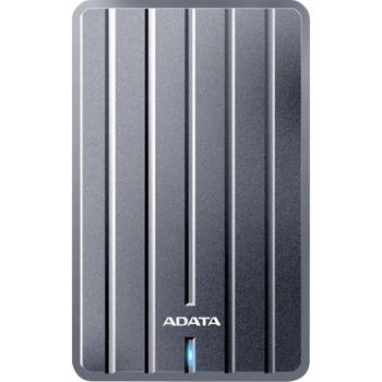 """Твърд диск 1TB Adata HC660 METAL (сребрист), външен, 2.5"""" (6.35 cm), USB 3.1 image"""