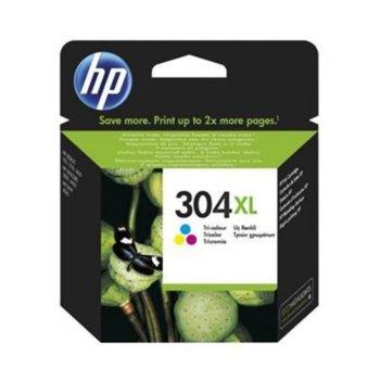 ГЛАВА ЗА HEWLETT PACKARD DeskJet 3720/2620/2630 All-in-One Printers - Color - P№ N9K07AE - /304XL/ - Заб.: 300p/7ml брой копия/капацитет image