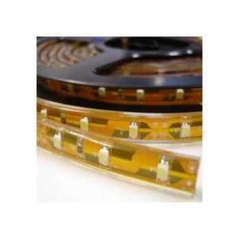 LED лента ORAX LS-5050-30-W-IP65, 7.2W/m, DC 12V, 480lm/m, 5m image
