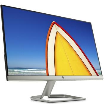 """Монитор HP 24f (2XN60AA), 23.8"""" (60.45 cm) IPS панел, Full HD, 5 ms, 10 000 000:1, 300 cd/m2, HDMI, VGA image"""