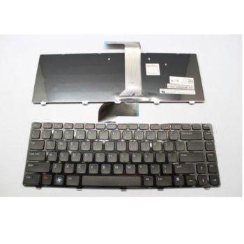Клавиатура за лаптоп Dell, съвместима със серия Inspiron N5040 M5040 Vostro 1440 1450, US/UK image