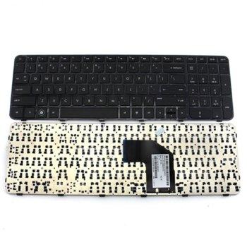 Клавиатура за лаптоп HP, съвместима със серия Pavilion G6-2000, черна рамка image