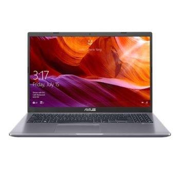"Лаптоп Asus X509JA-EJ028T (90NB0QE2-M02980)(сив), четириядрен Ice Lake Intel Core i5-1035G1 1.0/3.6 GHz, 15.6"" (39.62 cm) Full HD Anti-Glare Display, (HDMI), 8GB DDR4, 256GB HDD, 1x USB 3.1 Type-C, Windows 10 Home image"