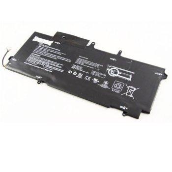 Батерия (оригинална) за HP съвместима с EliteBook Folio 1040 G1 1040 G2 Revolve 810 G3 722297-001 BL06XL, 11.1V, 42Wh, Li-Polymer image