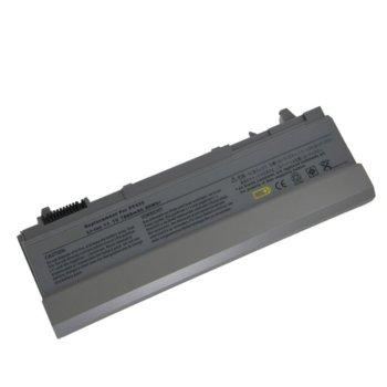 Батерия (заместител) за лаптоп Dell Latitude E6400/E6500/Precision M2400/M4400, 9cell, 11.1V, 7800mAh image
