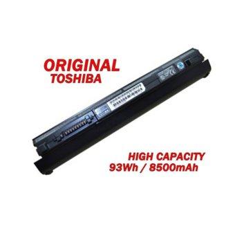 Батерия (оригинална) Toshiba съвместима с Portege R700 R830 R930 Tecra R700 R840 R940 Satellite R630 R800 R830 PA3930U-1BRS, 10.8V, 8500mAh, 9 клетъчна, Li-ion image