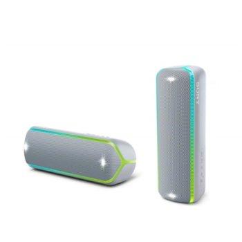 Тонколона Sony XB32, 2.0, Bluetooth, NFC, 3.5mm жак, сива, IP67 image