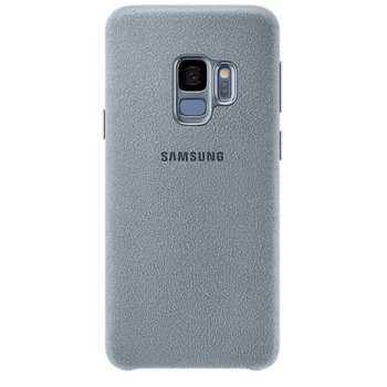 Samsung Galaxy S9, Alcantara Cover, Mint product