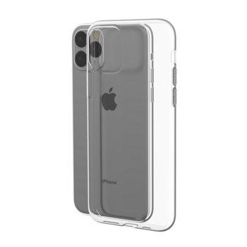 Калъф за Apple iPhone 11 Pro, силиконов, Devia Naked, прозрачен image