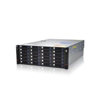 """Кутия Gooxi RMC4136-670-HSE-D-R800, 4U Rack Mount, 36x 3.5""""/2.5"""" SATA/SAS Hot Swap, 800W 80+ Platinum захранване image"""
