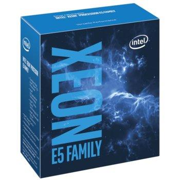 Процесор Intel Xeon E5-2609 v4, осем-ядрен, (1.7GHz, 20MB, 85W, LGA2011-3) BOX image