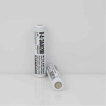 Акумулаторна батерия Energy Technology 4/3AA1200 D, 4/3AA, 1.2V, 1200mAh, Ni-Cd, 1 бр. image