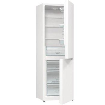 Хладилник с фризер Gorenje RK6192EW4, клас F, 320 л. общ обем, свободностоящ, 222 kWh/годишно разход на енергия, FrostLess, бял image