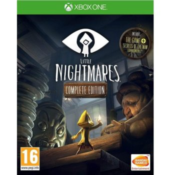 Little Nightmares Complete Edition, Xbox One product