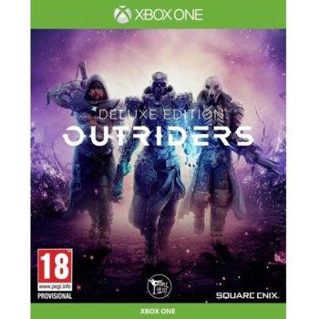 Игра за конзола Outriders - Deluxe Edition, за Xbox One image