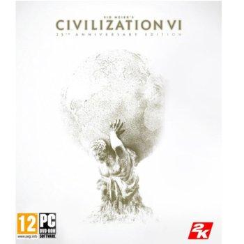 Sid Meiers Civilization VI 25th AE product