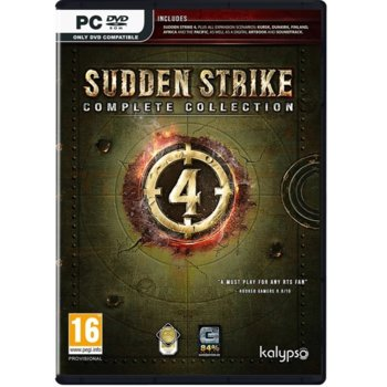 Sudden Strike 4 Complete Collection PC product