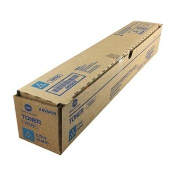 Тонер касета за Minolta Bizhub C250i/C300i/C360i, Cyan, AAV8450, Заб.: 28000 брой копия image