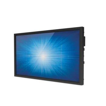 """Публичен дисплей ELO E330019 ET2494L-8CWB-0-ST-NPB-G, 23.8"""" (60.45 cm) TN тъч панел, FullHD, HDMI, VGA image"""