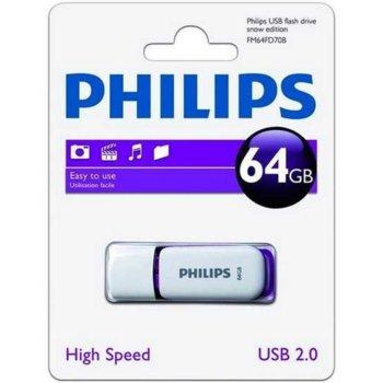 Philips SNOW EDITION 64GB 2.0 FM064FD70B product