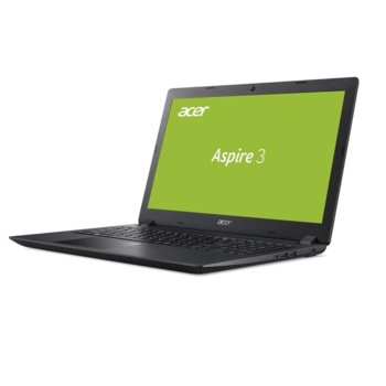 "Лаптоп Acer Aspire 3 A315-51-3805 (NX.H9EEX.019), двуядрен Kaby Lake Intel Core i3-7020U 2.30 GHz, 15.6"" (39.62 cm) Full HD Anti-Glare Display, (HDMI), 4GB DDR4, 256GB SSD, 1x USB 3.0, Linux, 2.1 kg image"