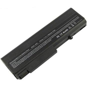 Батерия (заместител) за лаптоп HP, съвместима с HP 6530b 6535b 6730b 6735b Elitebook 6930p 8440p ProBook 6440b 6445b 6450 6540b 6545b 6550b 6555b, 10.8V, 7800mAh image
