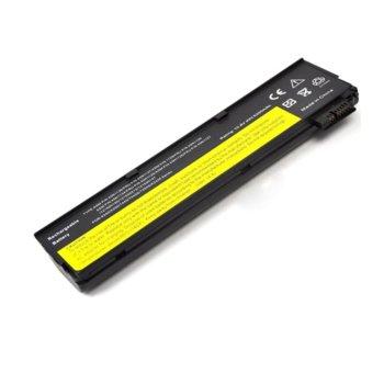 Батерия (заместител) за Lenovo съвместима с ThinkPad T440 T440s T450 T450s X240 X250 0C52861 45N1125 68, 10.8V, 4400mAh, 6 клетъчна Li-ion image