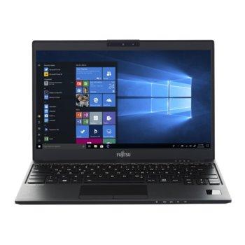 "Лаптоп Fujitsu Lifebook U939 (S26391-K489-V100_1TB_I7_L) 4G/LTE, четириядрен Whiskey Lake Intel Core i7-8665U 1.9/4.8 GHz, 13.3"" (33.78 cm) Full HD IPS Anti-glare Display, (HDMI), 16GB, 1TB SSD, 2x Thunderbolt 3, No OS image"