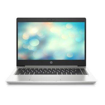 "Лаптоп HP ProBook 440 G7 (2D348EA)(сребрист), четириядрен Comet Lake Intel Core i5-10210U 1.6/4.2 GHz, 14.0"" (35.56 cm) Full HD IPS Anti-Glare Display, (HDMI), 8GB DDR4, 512GB SSD, 1x USB 3.1 Type-C, Free DOS  image"