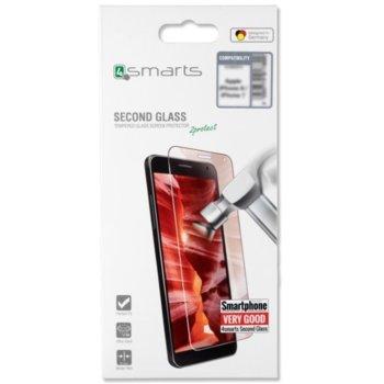 Протектор от закалено стъкло /Tempered Glass/, 4Smarts 4S466009, за Huawei Y5/Y6/Nova Young image