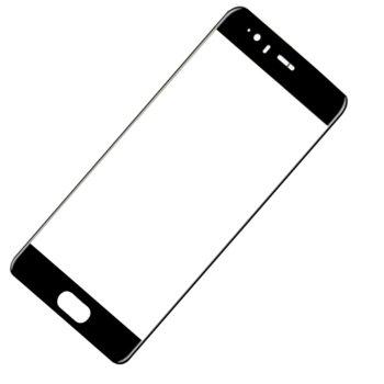 Протектор от закалено стъкло /Tempered Glass/, за Huawei Mate 20 Pro, черна рамка image