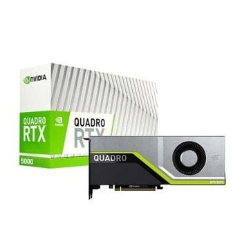 Видео карта Nvidia Quadro RTX5000, 16GB, PNY NVIDIA Quadro RTX5000, PCI-E 3.0, GDDR6, 384bit, DisplayPort image