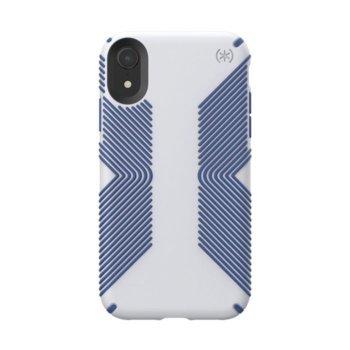 Калъф за iPhone XR, PRESIDIO GRIP, Speck, удароустойчив, бял image