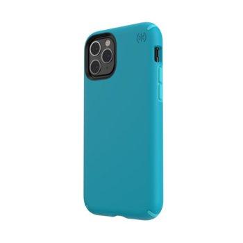 Калъф за Apple iPhone 11 Pro, поликарбонатов, Speck Presidio Pro 129891-8528, син image