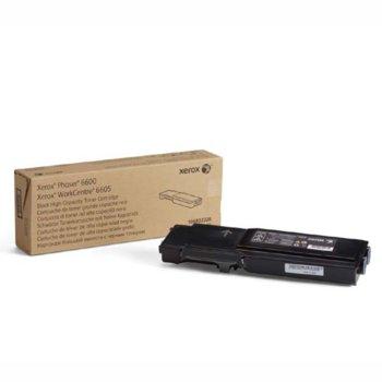 КАСЕТА ЗА XEROX Phaser 6600/WC 6605 - Black - P№ 106R02236 - заб.: 8000k image