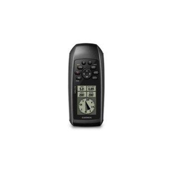 """Ръчна навигация Garmin GPS 73, 2.6""""(6.60 cm) LCD дисплей, до 18 часа време за работа, USB, IPX7 водоустойчивост, без вградени карти image"""