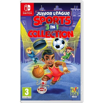 Junior League Sports Collection 3 in 1 Switch product