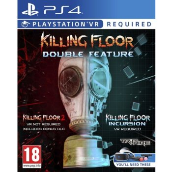 Killing Floor: Double Feature (PS4) product