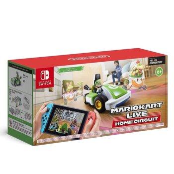 Игра за конзола Mario Kart Live: Home Circuit – Luigi Pack, за Nintendo Switch image