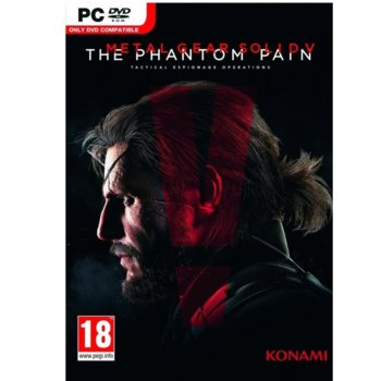 Metal Gear Solid V: The Phantom Pain product